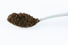 Ложка кофе Стоковое Изображение