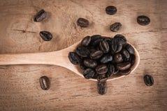 Ложка кофе Стоковые Изображения RF