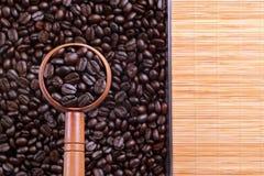 Ложка кофе Стоковое фото RF