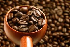 Ложка кофе Стоковые Изображения