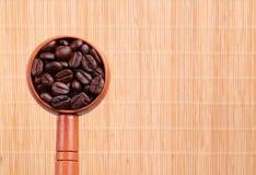 Ложка кофе Стоковое Изображение RF