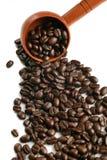 Ложка кофе Стоковые Фото