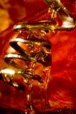 ложка меда Стоковая Фотография RF