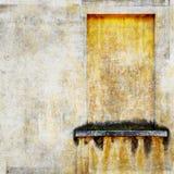 Ложное окно стоковое изображение