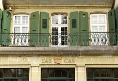 Лозанна, Швейцария - 5-ое июня 2017: Суд арбитража для стоковое фото