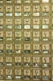 лозунги столба стоковое изображение