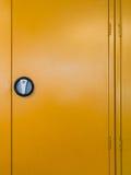локер двери стоковая фотография