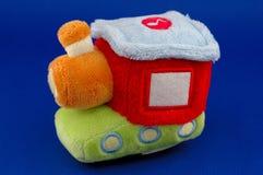 локомотивная игрушка Стоковое Изображение