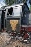 Локомотивная кабина стоковые фотографии rf