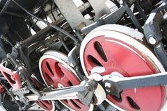 локомотивная часть Стоковые Изображения RF
