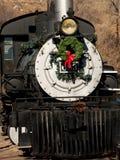 локомотивный пар Стоковые Изображения
