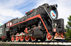 локомотивный пар Стоковые Изображения RF