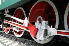 локомотивный пар Стоковая Фотография RF