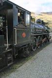 локомотивный сбор винограда пара стоковые фото