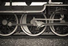 Локомотив пара стоковая фотография