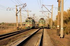 Локомотив VL 80 Стоковые Изображения