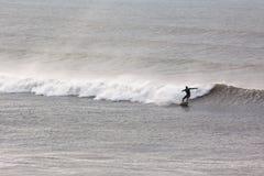 Ломать волну Стоковые Фото