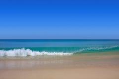 ломая волна Стоковое Изображение RF