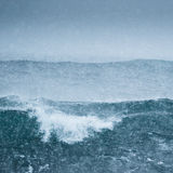 Ломая волна Стоковая Фотография RF
