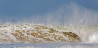 Ломая волна 05 Стоковые Фотографии RF