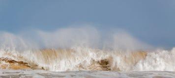 Ломая волна 03 Стоковое фото RF