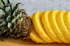 ломтики ананаса Стоковое Фото