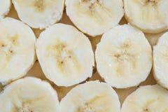 Ломтики банана Стоковое фото RF