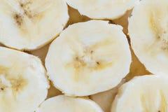 Ломтики банана Стоковое Изображение