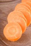 ломтики моркови Стоковое Фото