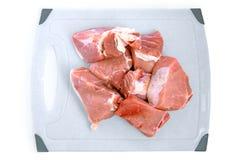 ломтики свинины Стоковая Фотография RF