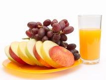 ломтики фруктового сока Стоковая Фотография RF