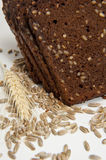 Ломтики хлеба рожи стоковое фото rf