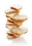 ломтики хлеба Стоковое Фото