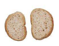 ломтики хлеба Стоковые Фотографии RF