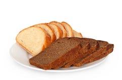 Ломтики хлеба   стоковая фотография