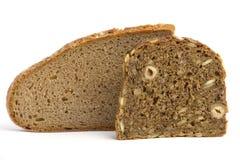 ломтики 2 хлеба Стоковое фото RF