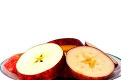 Ломтики Apple Стоковое фото RF