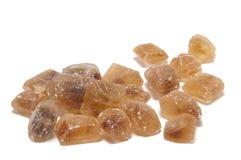 Ломтики caramelized сахара стоковая фотография