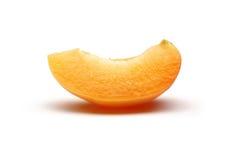 ломтик абрикоса Стоковые Фото