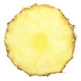 ломтик ананаса круглый Стоковое Фото