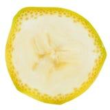 Ломтик банана Стоковые Изображения