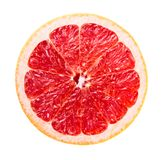 Ломтик грейпфрута Стоковая Фотография