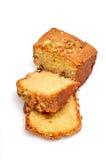 ломтик плодоовощ торта Стоковая Фотография RF