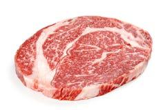 Ломтик сырцового мяса Стоковые Изображения RF