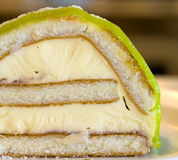 ломтик торта Стоковые Изображения RF