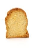 Ломтик хлеба сухаря Стоковые Фотографии RF