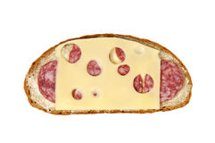 ломтик хлеба Стоковое фото RF
