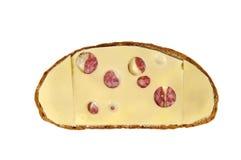 ломтик хлеба Стоковое Изображение