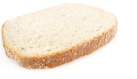 Ломтик хлеба всей пшеницы Стоковые Фото