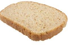 Ломтик хлеба всей пшеницы Стоковая Фотография